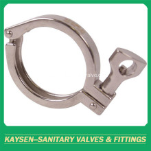 13MHH Single Pin Heavy Duty Sanitary Clamps